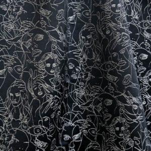 Tissu d'ameublement Jean-Paul Gaultier